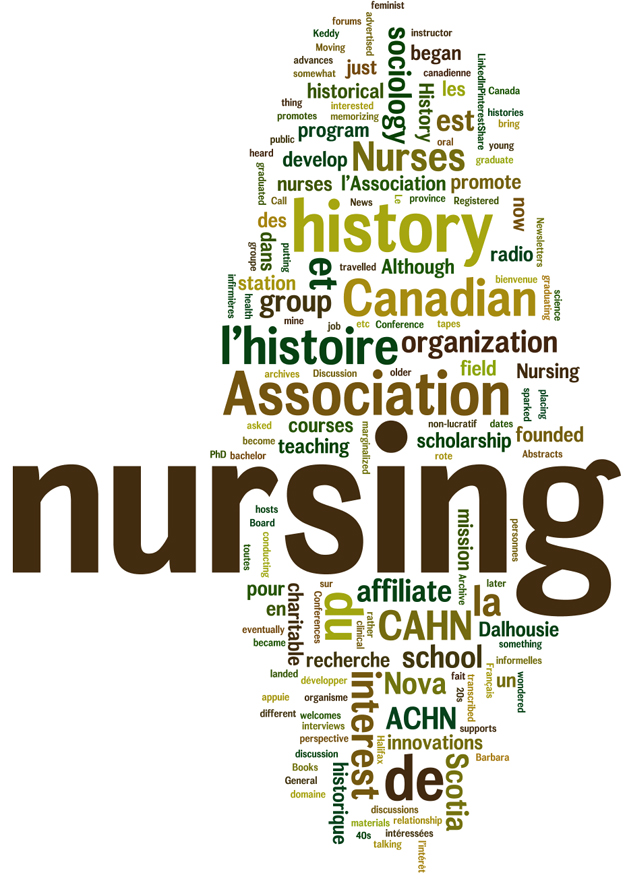 The Canadian Association for the History of Nursing